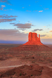 Monument Valley at night, Arizona