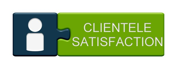 Puzzle Button: Clientele Satisfaction