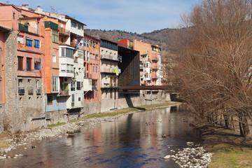 River Ter through Ripoll