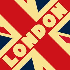 flag london.