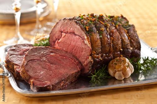 In de dag Vlees Prime Rib