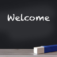 welcome tafel
