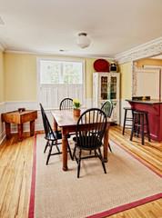 eclectic diningroom