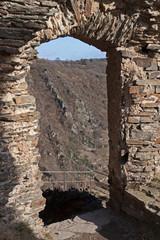 Blick von Burg Are