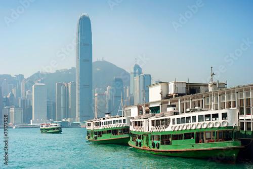 Hong Kong ferry transportation - 79177528