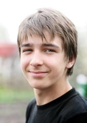 Teenager Portrait outdoor