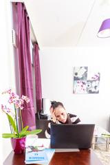 Asian studies in home