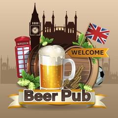 Great British beer