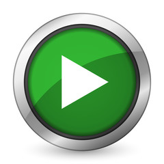 play green icon