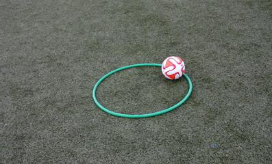 football-stade d'entrainement