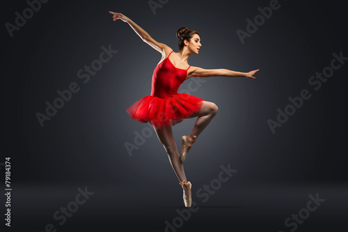 Ballet Dancer - 79184374