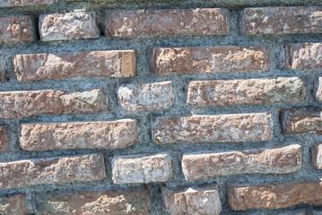texture muro mattoni