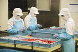 食品工場の仕分け