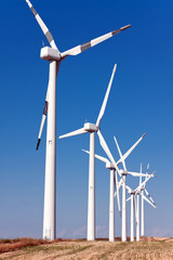 windmills for electric power production
