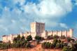 Castle of Penafiel, Valladolid, Spain - 79189703