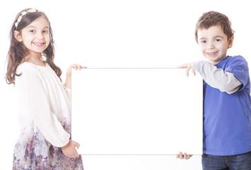 bambini cartello