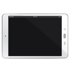 Horizontal Tablet Computer