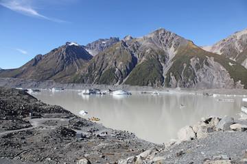Tasman Lake - New Zealand