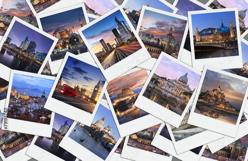 Poster Photographies Souvenir