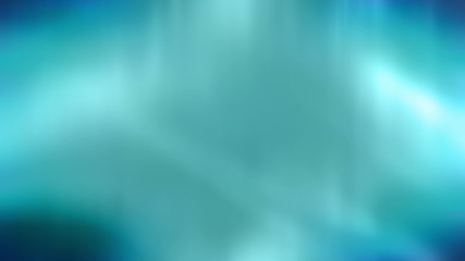 Looping Blue Green Soft Flowing Abstract Animated Background