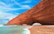 Legzira beach, Sidi Ifni, Souss-Massa-Draa, Morocco - 79195509