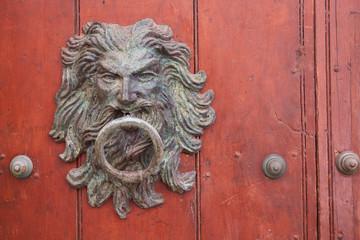 Imposing Door Knocker