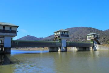近江八幡市 渡合堰