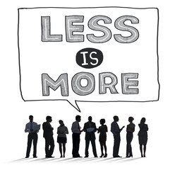 Less is More Minimal Simplicity Efficient Concept