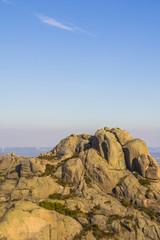 Cumbre Monte da moa