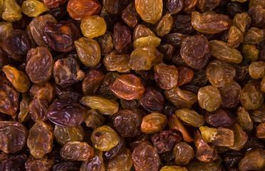 Raisins for background