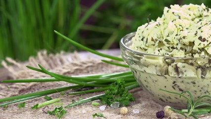 Homemade Herb Butter (not loopable)