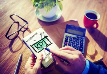 Key Performance Indicator KPI Evaluation Goals Accounting