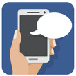 MobileCommunicationFlatIcon - 79217348