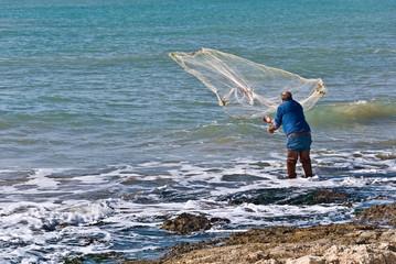 Pesca con rete 2