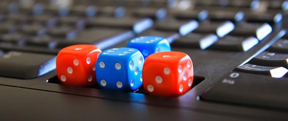 dice keyboard
