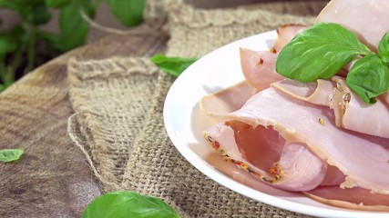 Boiled Ham (seamless loopable)