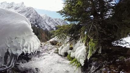 disgelo primaverile