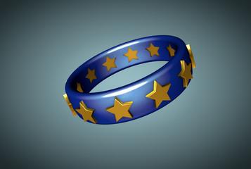 The European Union ring