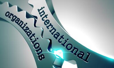 International Organizations on Metal Gears.