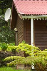 coin de bungalow
