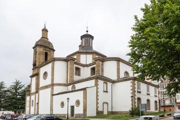 Church of San Julian in Ferrol,