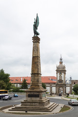 monument to the fallen in Africa, Ferrol, Galicia, Spain