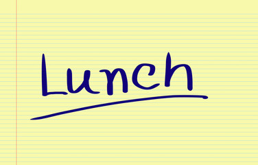Lunch Concept