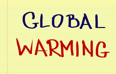 Global Warming Concept