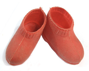 plastic toys shoe