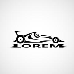 Vector Formula 1 car
