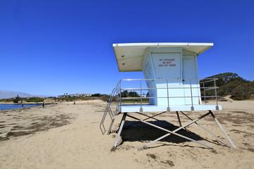 Lifeguard, Californie