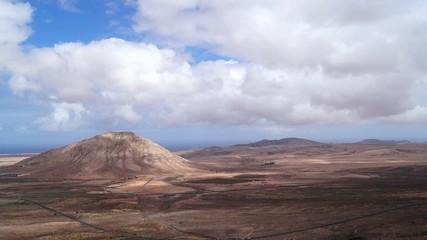 fuerteventura desert timelapse