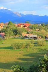 Rural Romania - Piatra Craiului