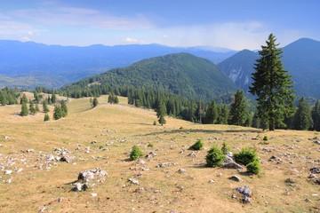 Romania mountains - Piatra Craiului